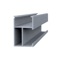 EL-8 SOLAR POWER MOUNTING RAIL 2100mm