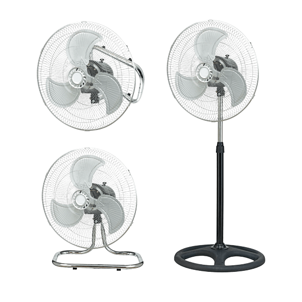 INDUSTRIAL FAN UQIF3 65W 3 in 1