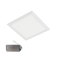 LED PANEL 24W 4000K-4300K 295mm/295mm BELI OKVIR SA PANIK BLOKOM
