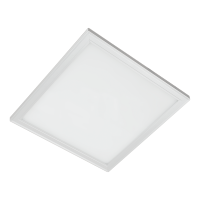 LED PANEL 45W 4000-4300K 595X595mm DIMABILNI BELI OKVIR IP44