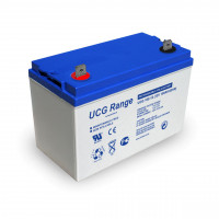 RECHARGEABLE VRLA BATTERY 100Ah 12V