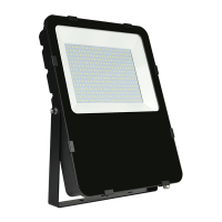 SIRIUS100 SMD LED FLOODLIGHT 100W 5500K BLACK