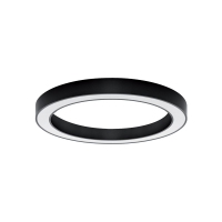 RINGS LED ROUND MODUL 60W 4000K D800 BLACK