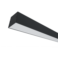 HIGH POWER LED PROFILE SURFACE S48 50W 4000K BLACK