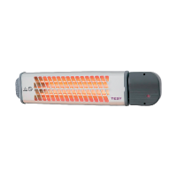 TESY BATHROOM QUARTZ HEATER QH 04 120 600/1200W