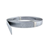 HOT-DIP GALVANIZED STRIP 55kg 40X4mm ST FT-43m